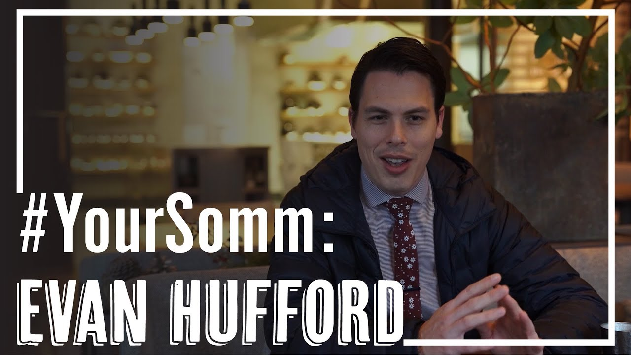 Photo for: YourSomms E02: Meet Evan Hufford- Head Sommelier