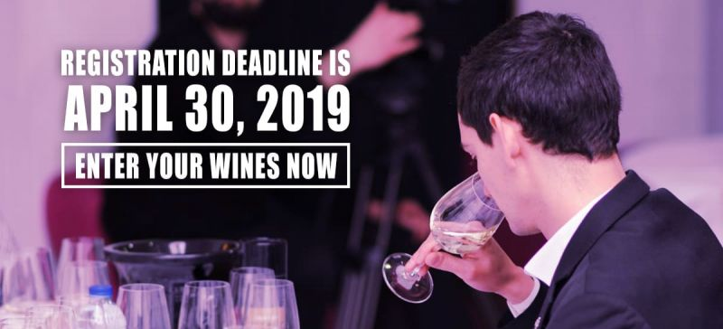 Photo for: Wine Submission Closes April 30, 2019