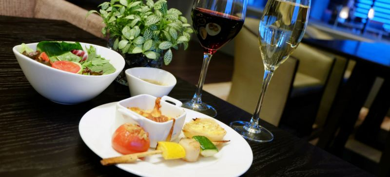 Photo for: Four Regions & Four Flavors: Wine of the World Paired With Thai Cuisine