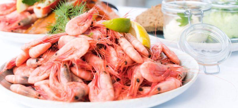 Photo for: Advance Australia Fare: Shrimps and more!