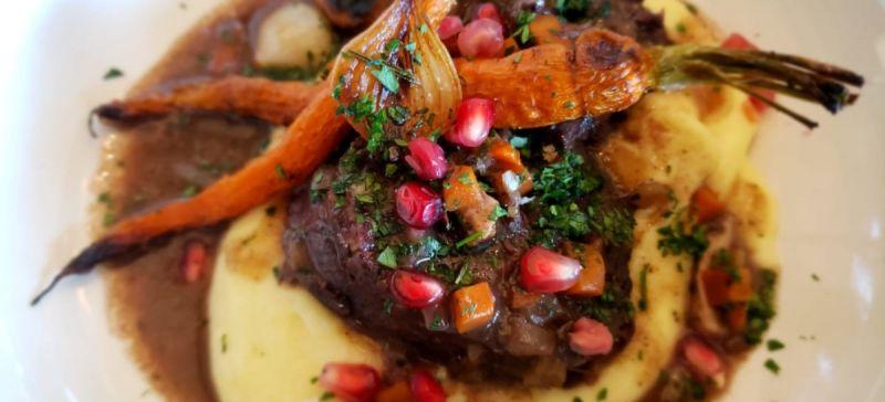 Photo for: Beef Bouguignon and Cabernet Sauvignon