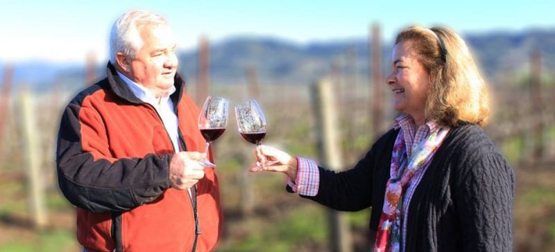 Photo for: Forty-five years, three generations, one special place – Alexander Valley Vineyards