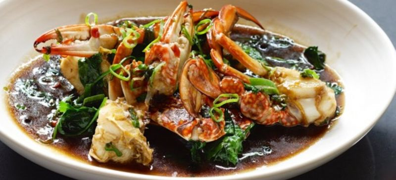 Photo for: Szechuan Pepper Crab