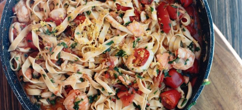 Photo for: A Recipe to Delicious Handmade Pasta