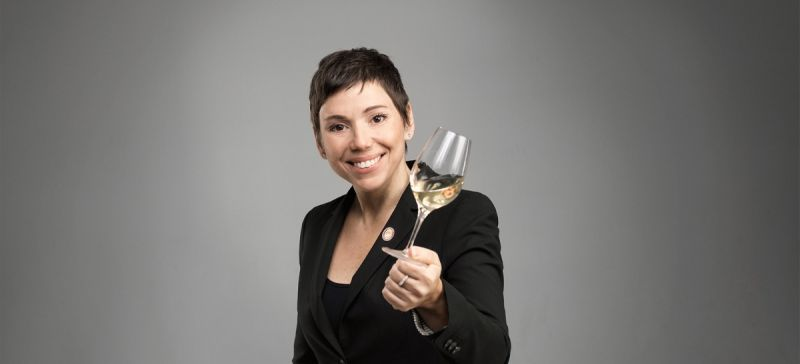 Photo for: Elyse Lambert, one of the Best Sommeliers of the World Joins SCA Judging Panel.